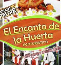 Restaurant Campestre - El Encanto de la huerta