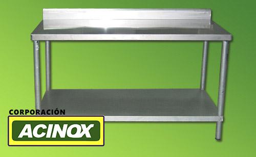 Mesa de Acero Inox Mod-003