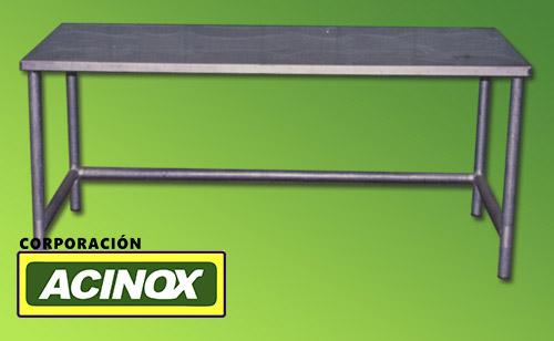 Mesa de Acero Inox Mod-004
